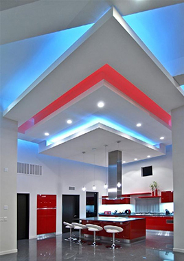Chris Welling Electrical kitchen lighting